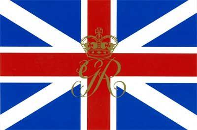 British Royal Flag British Royal Flag Decal 5 00 Each Flag Decal Royal Baby British Royals