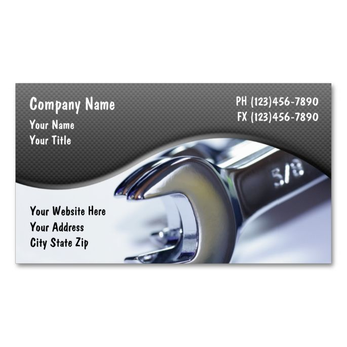 Automotive Business Cards Business cards Business and Logos
