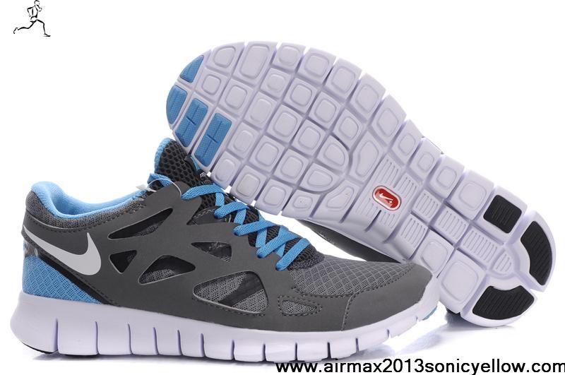 b6bd43d7c12f Buy Cheap Nike Free Run 2 Gray Navy Mens 443815-016 Casual shoes Shop