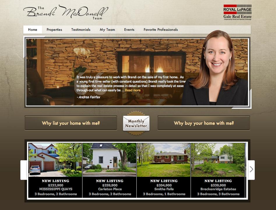 Real Estate Website Real Estate Website Real Estate Digital Marketing