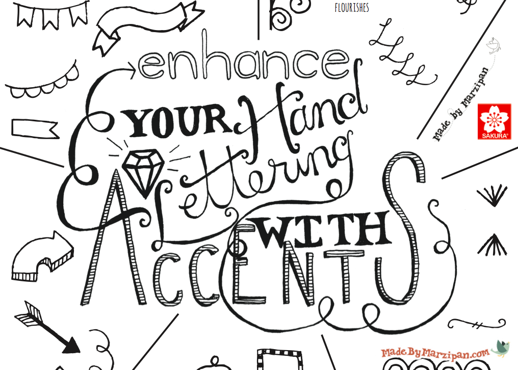 Learn the art of hand lettering with this tutorial