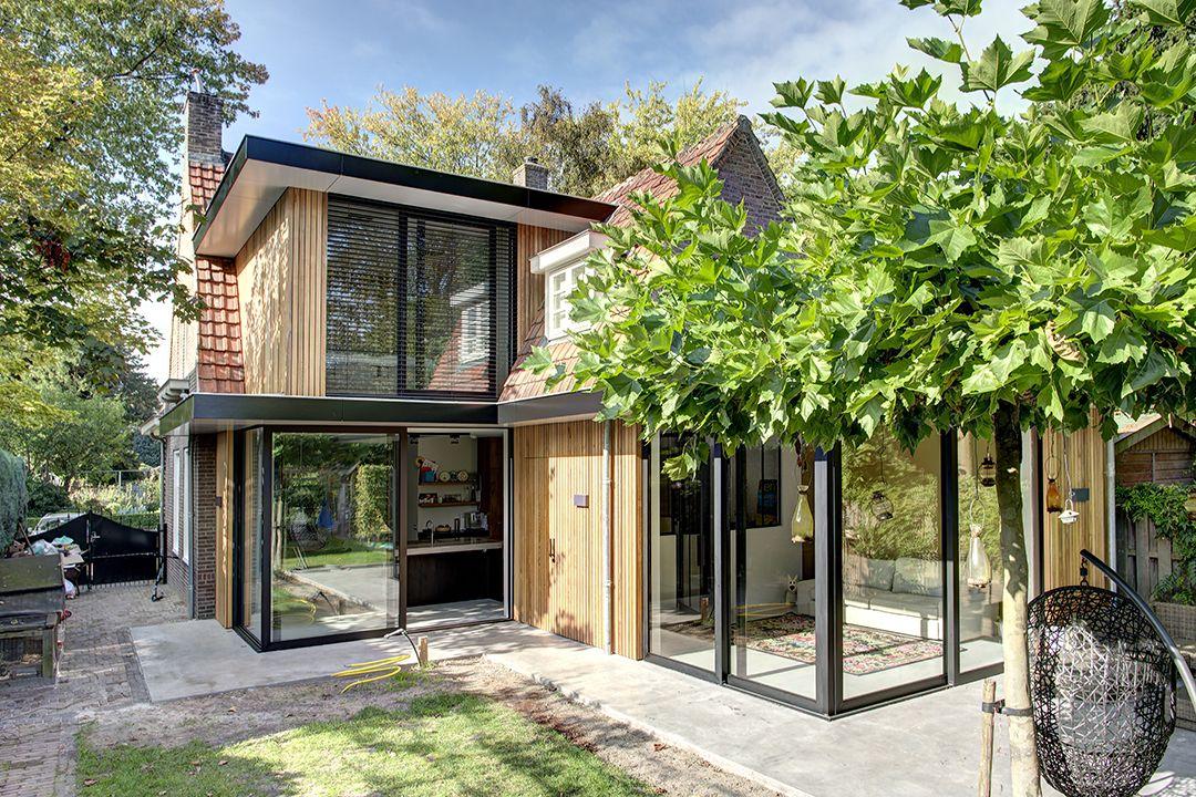 Vrijstaande jaren 20 - 30 woning nieuwe aanbouw | Ideeën huis bouwen ...