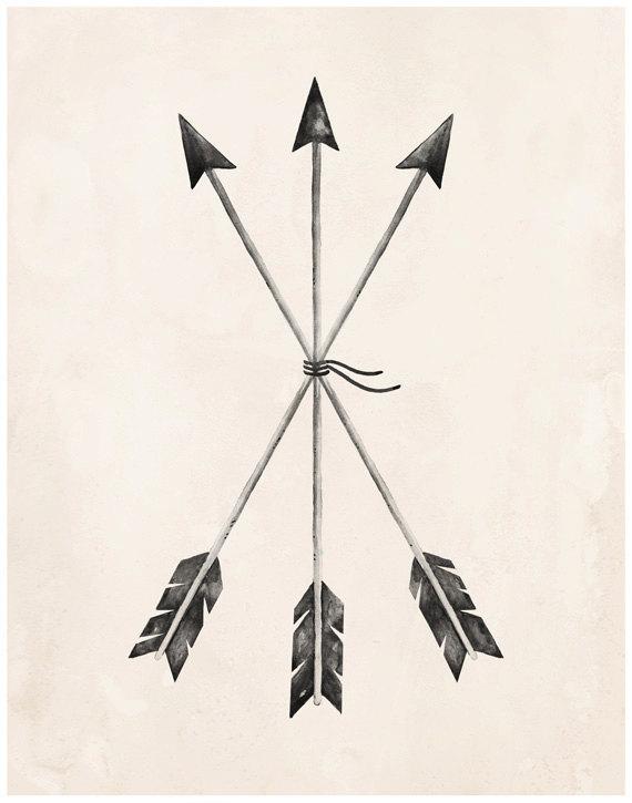 Line Art Arrow : Arrows art print arrow etsy and printing