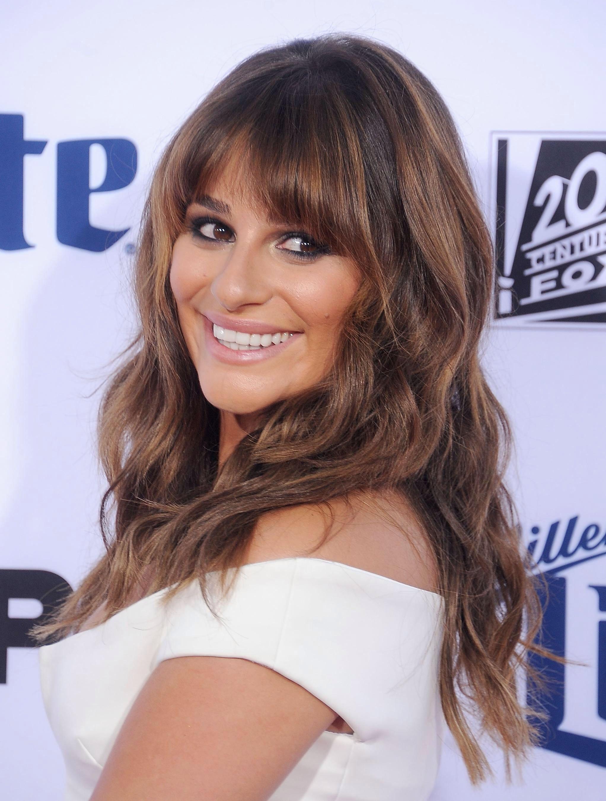 Pretty Hair Color Beauty Stuff Pinterest Lea Michele Glee