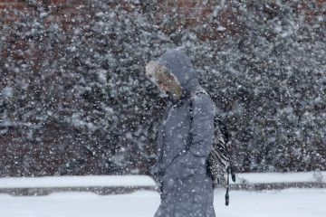 Storm to dump up to 8 inches of snow on Big Apple