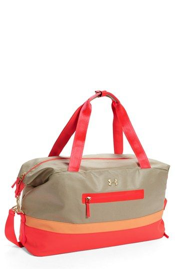 5f3e01d0e0 Cute weekend bag.. Under Armour  Perfect Flow  Duffel Bag ...