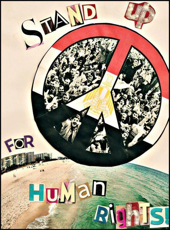 Let S Change The World Human Rights Human Political Art