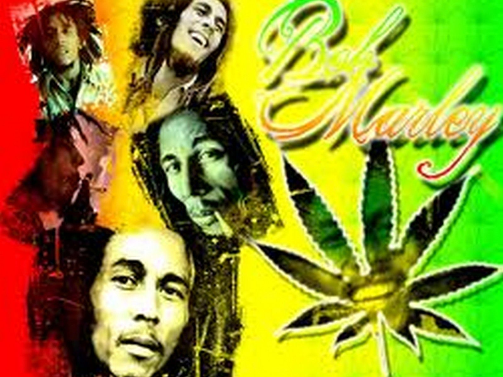 Bob Marley Wallpapers HD