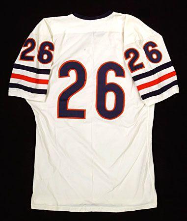 best authentic 7d8f0 83a73 bennie mcrae | Bennie McRae Late 1960's Chicago Bears Game ...