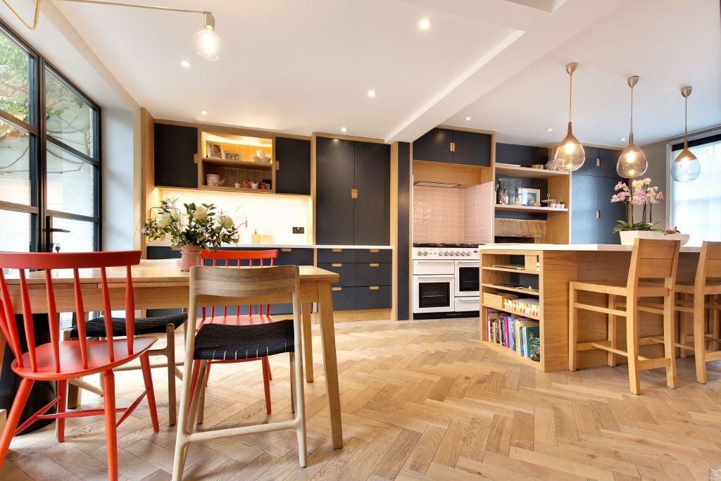 Modern parquet inspiration Kitchen flooring, Herringbone