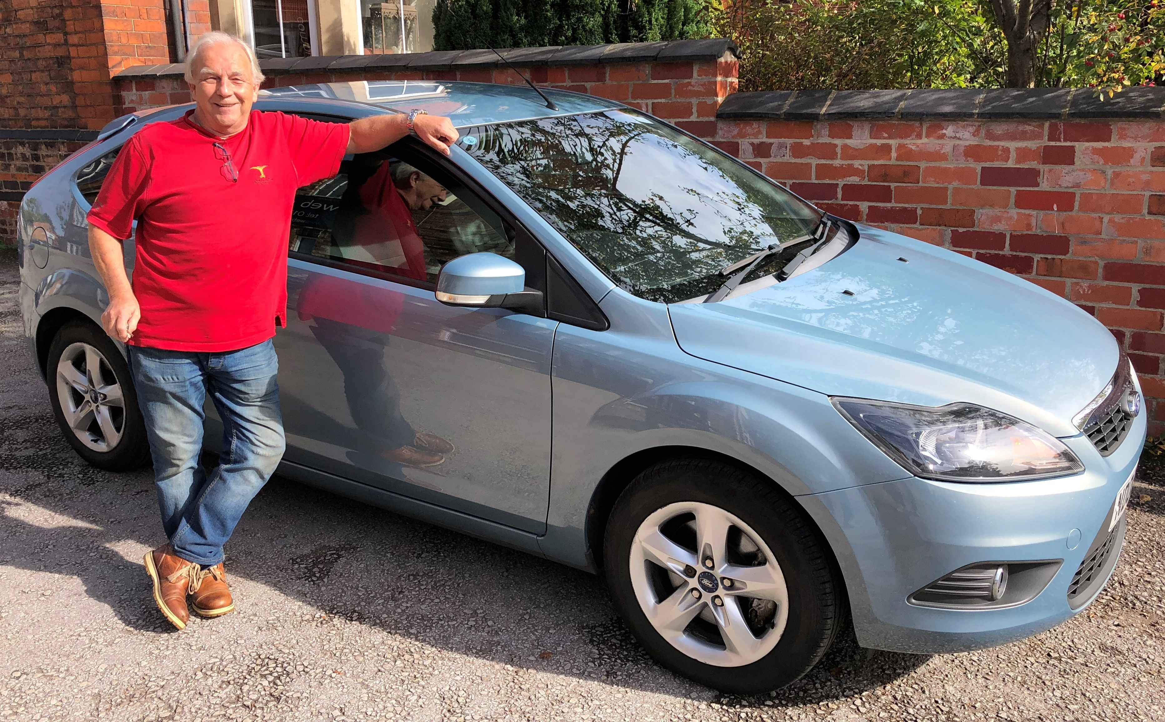 Great Ford Focus Phil Thanks Very Much For Your Business