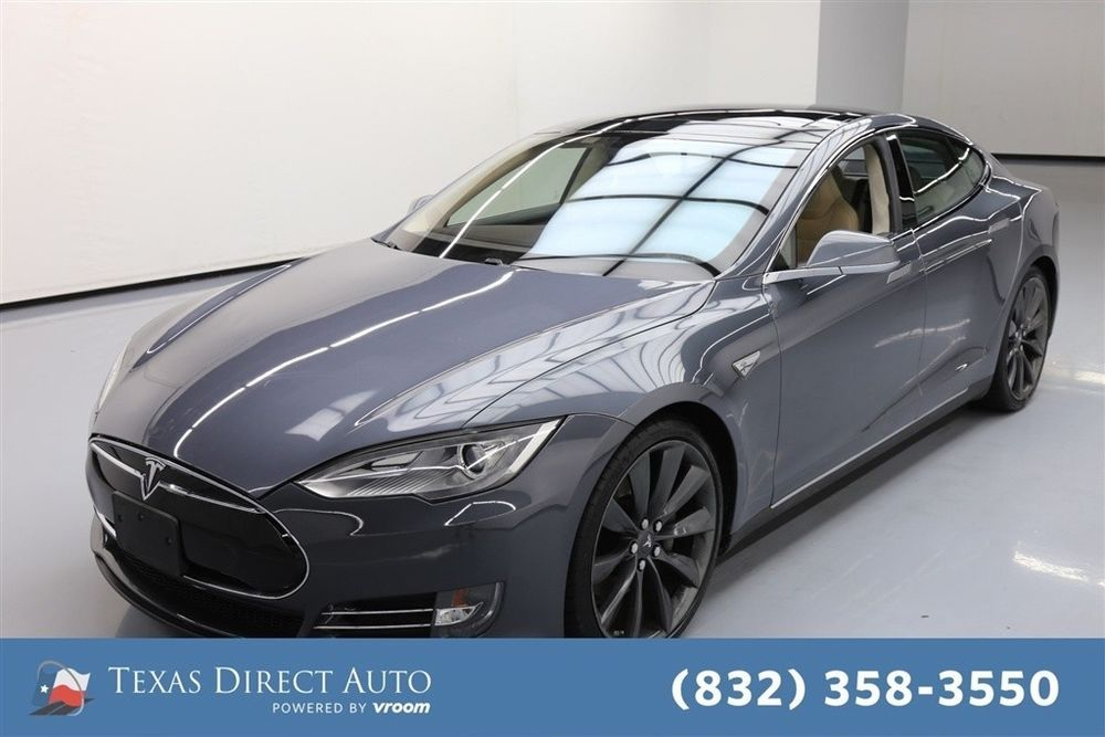 For Sale: 2013 Tesla Model S Performance Texas Direct Auto