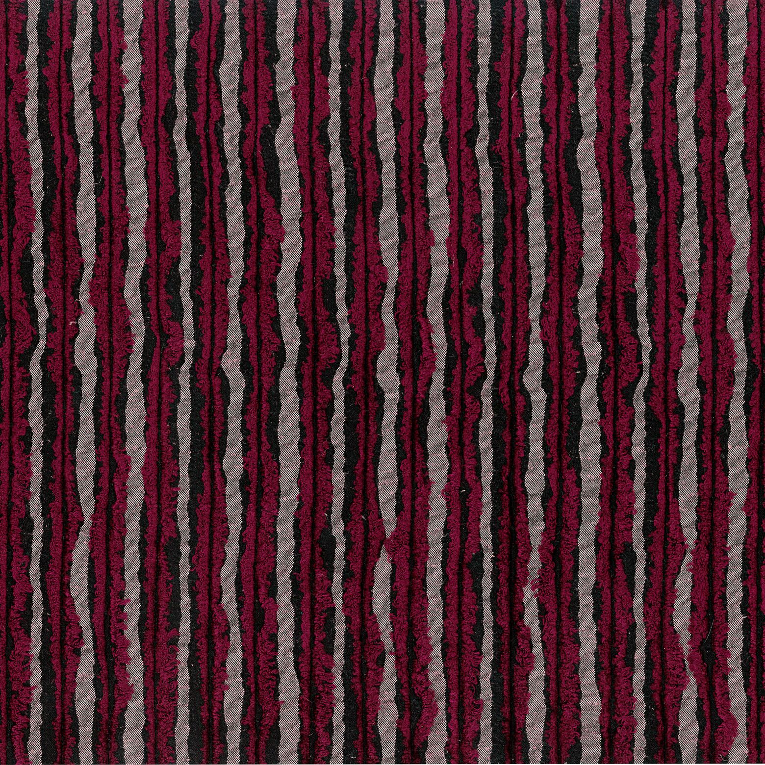 Rigatto The name for this striped jacquard is a play on the Italian