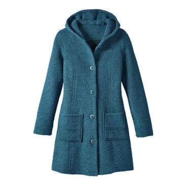 Walk-Mantel, petrol | nähen walk | Pinterest | Mantel, Wäsche und Mode