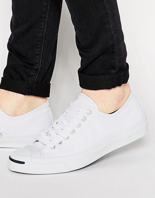 Chaussures Homme | Converse All Star Jack Purcell Plimsolls