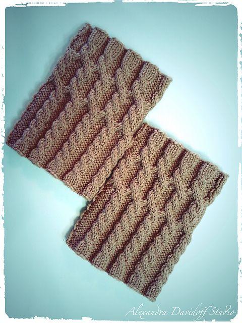 Ravelry Ugg Hug Boot Toppers Pattern By Alexandra Davidoff Knit