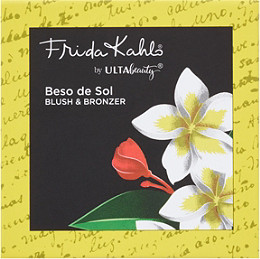 ULTA Frida Kahlo by Ulta Beauty Blush & Bronzer Duo Ulta