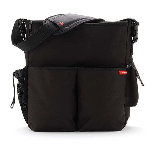 Torba Do Wozka Duo Deluxe Black Skip Hop Krakow Best Diaper Bag Black Diaper Bag Dad Diaper Bag