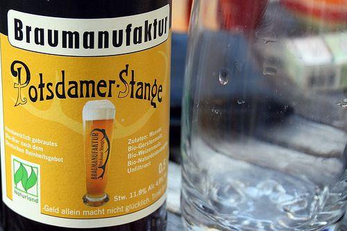 Lecker süffiges Bier aus der kleinen Stadt neben der Hauptstadt! Potsdamer Stange! Ein Grillabend in Babelsberg | Flickr - Fotosharing!