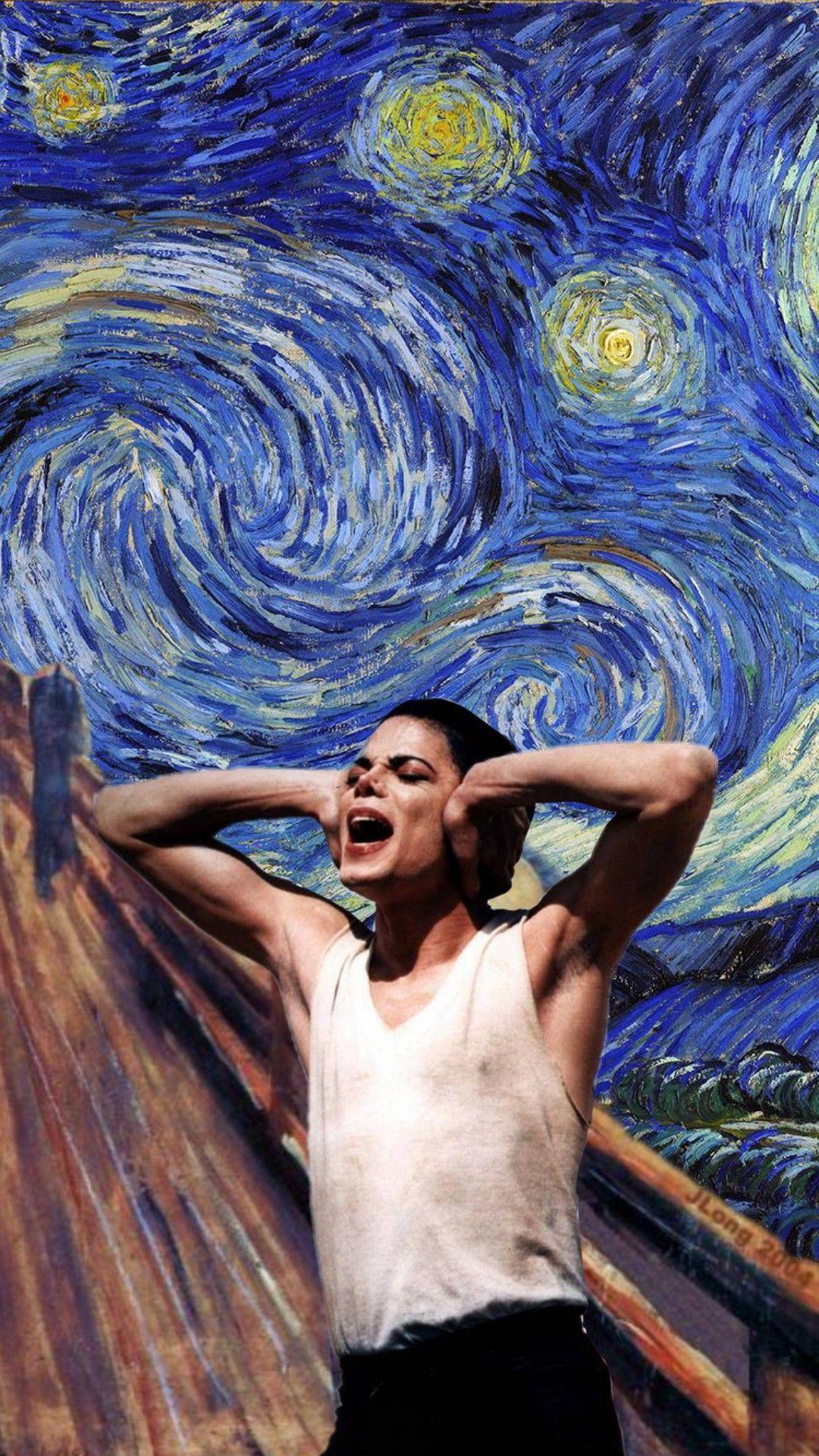screaming night #michaeljackson Michael Jackson #michaeljackson