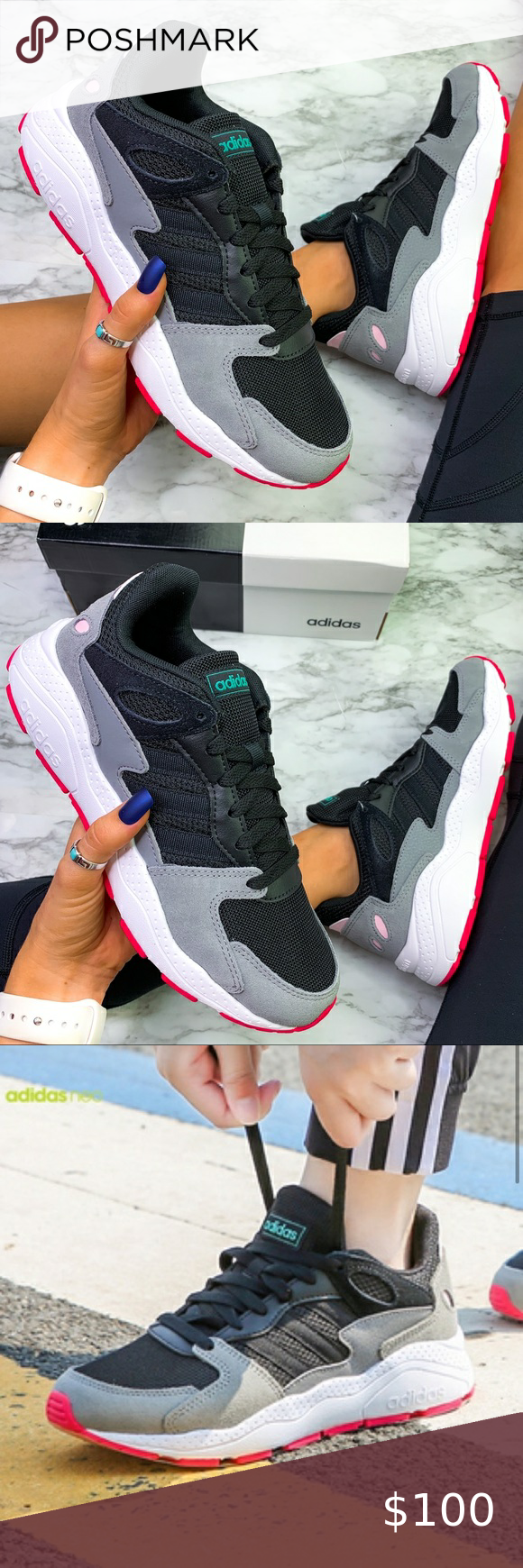 Adidas CrazyChaos Black Sneaker Adidas