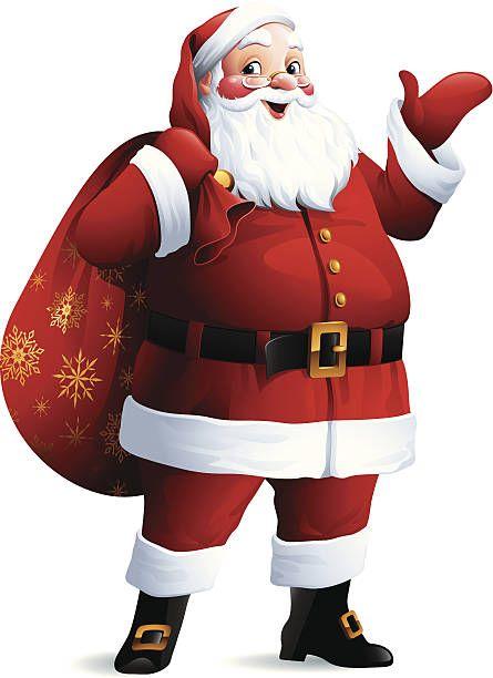 23++ Santa claus clipart free info