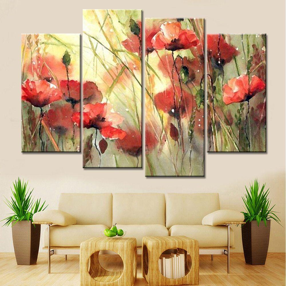 47++ Cuadros verticales de flores inspirations