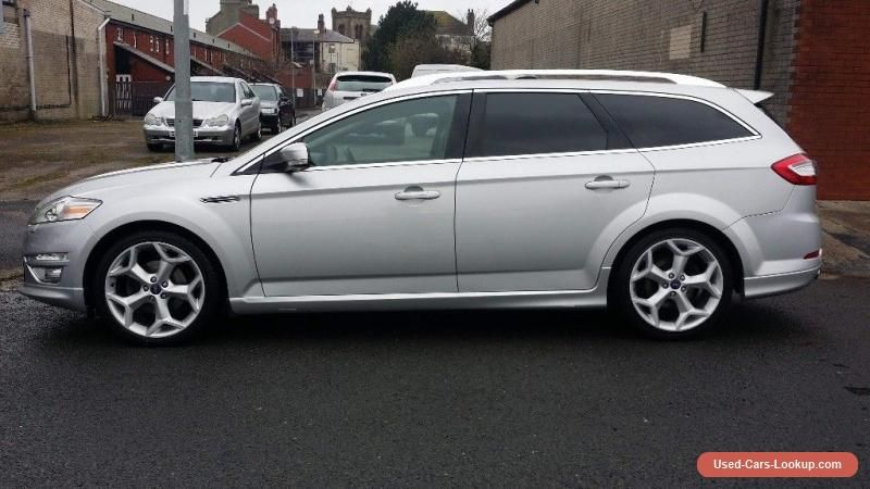 Car For Sale Ford Mondeo Titanium X Sport 2 2 Tdci 61reg Fsh 53k