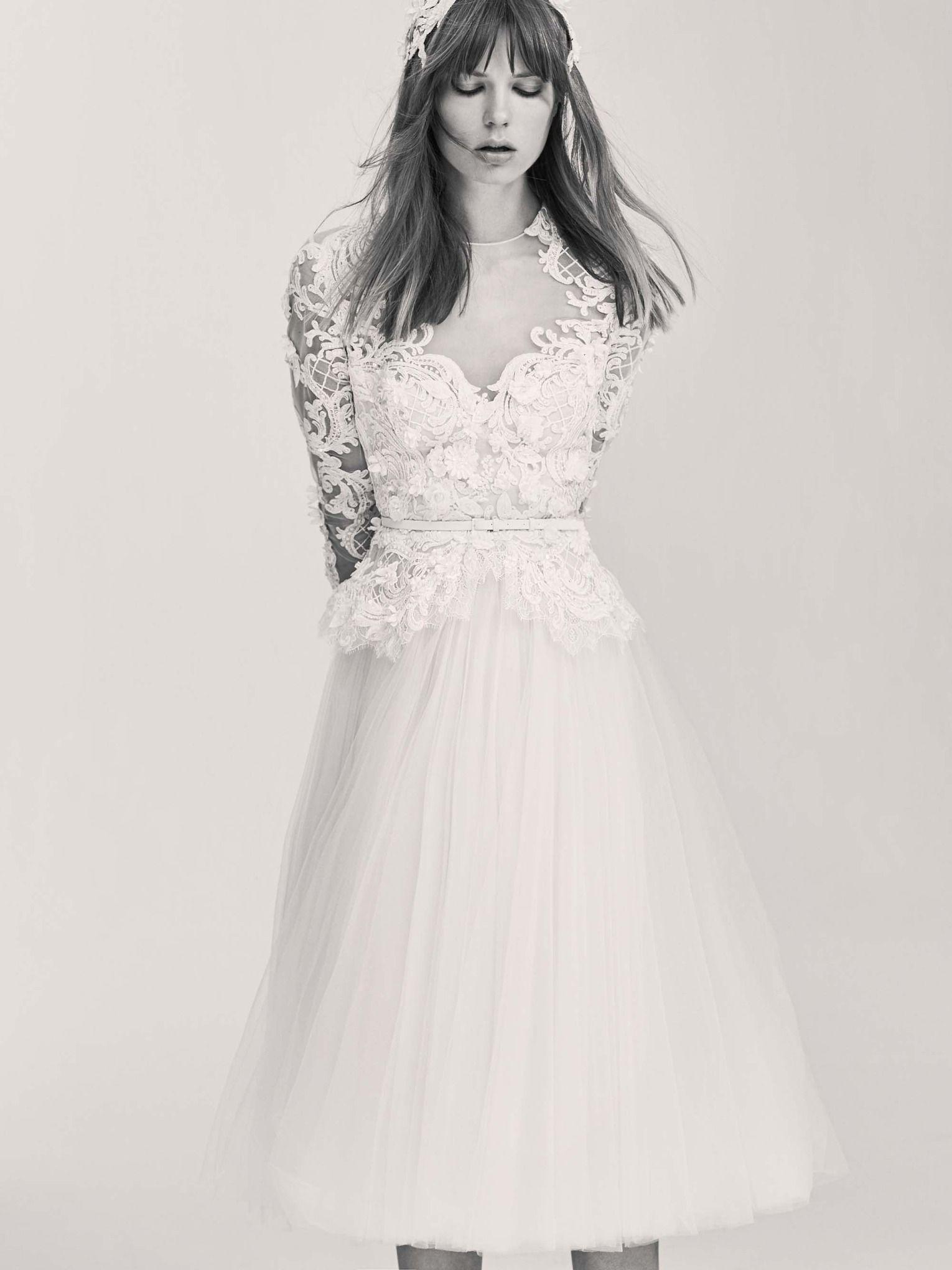 Elie Saab Spring '17 bridal