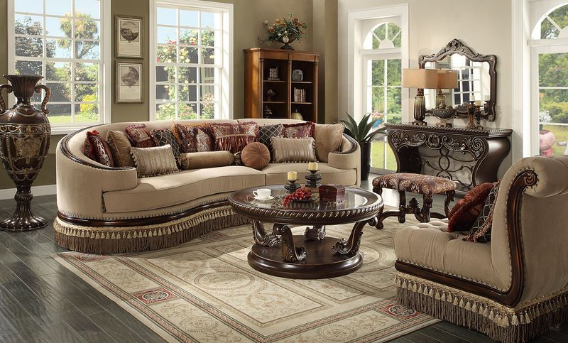 Image result for pictures of formal living room sectional ...