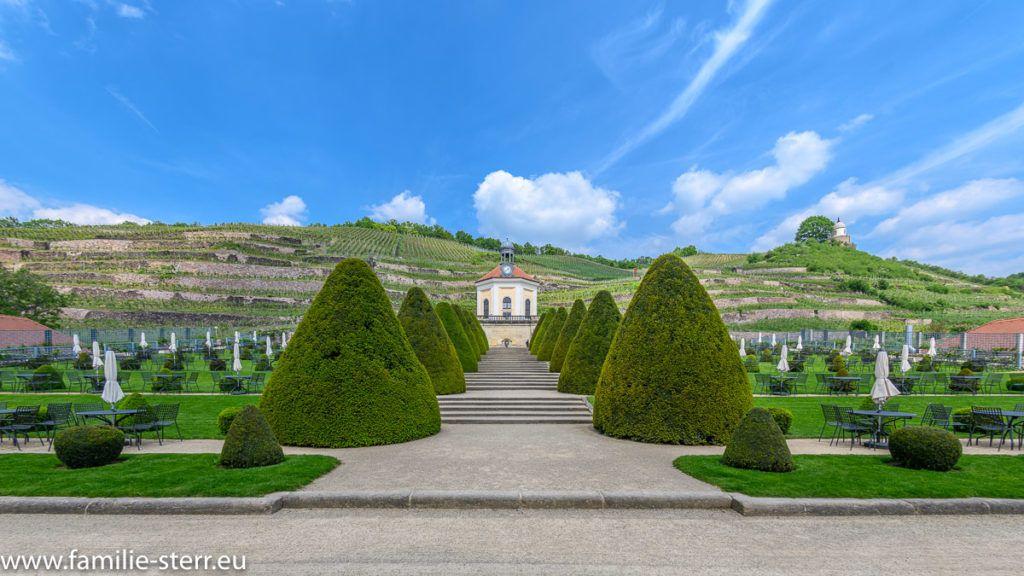 Schloss Wackerbarth Schloss Radebeul Schlosspark