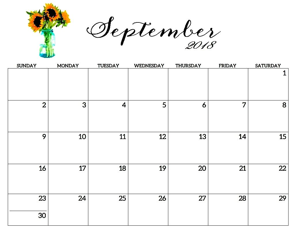 photograph relating to Printable Outlook Calendar named Totally free Printable Calendar September Outlook Template No cost