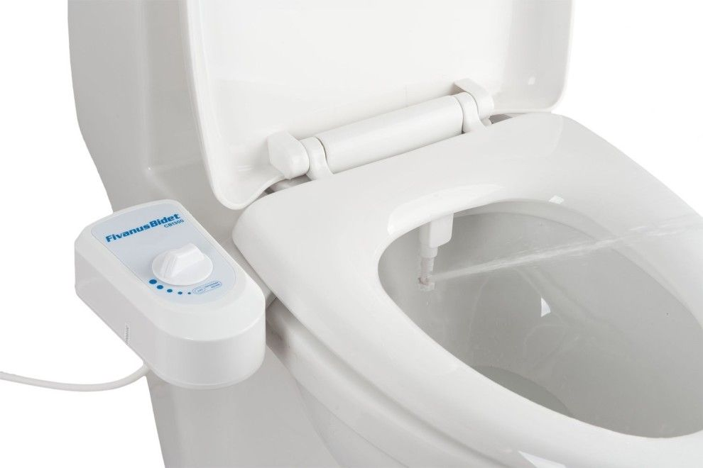 Get The Bidet Experience Without The Required Construction With
