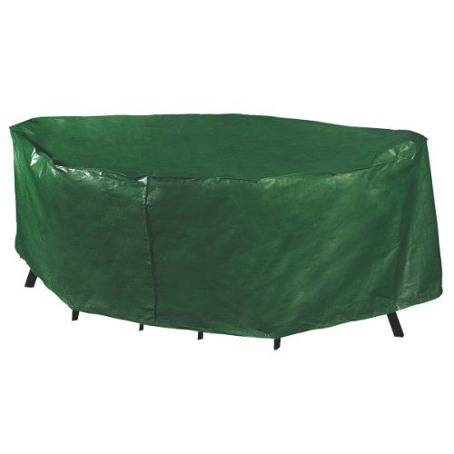 Bosmere B330 Rectangular Waterproof Patio Set Cover 106inch Green Find Out More A Outdoor Furniture Covers Patio Furniture Covers Furniture Covers