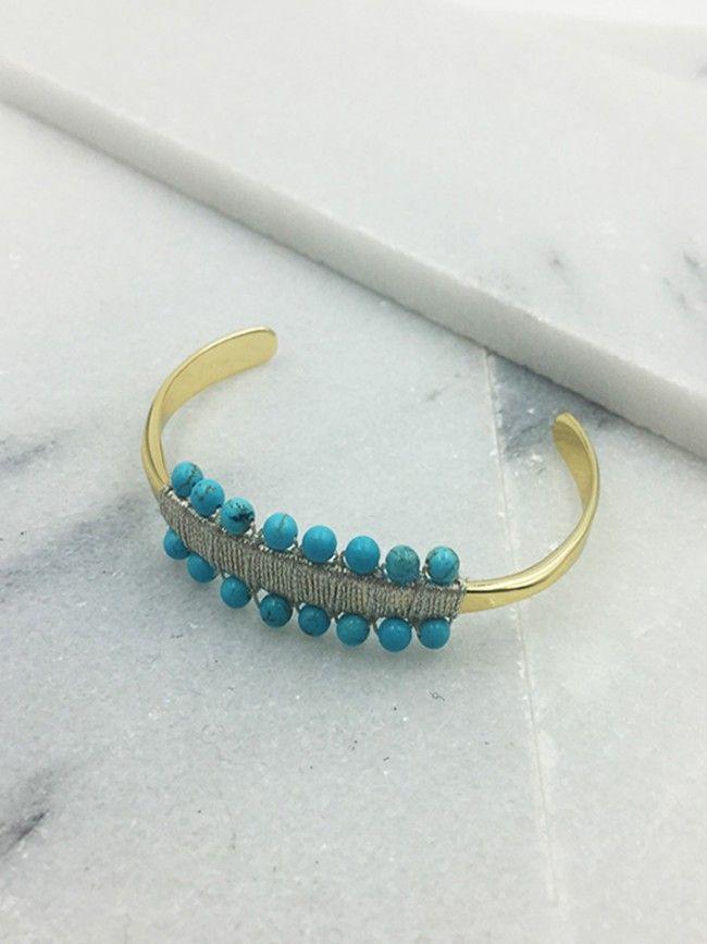 Core Turquoise Cuff