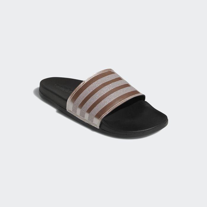 Adilette Comfort Slides | Pink adidas, Workout accessories ...