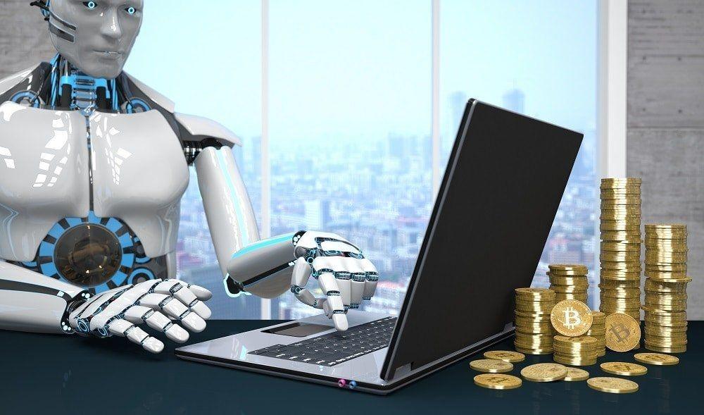 robot de trading bitcoin