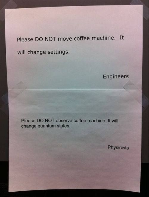 26 Sure Signs Youre A Physics Graduate Funny Pinterest