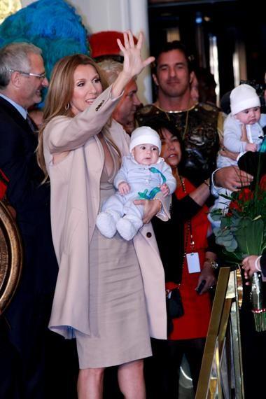 Celine Dion returns to Las Vegas