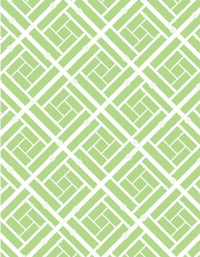 bamboo lattice green designer gift wrap paper wrapping gift