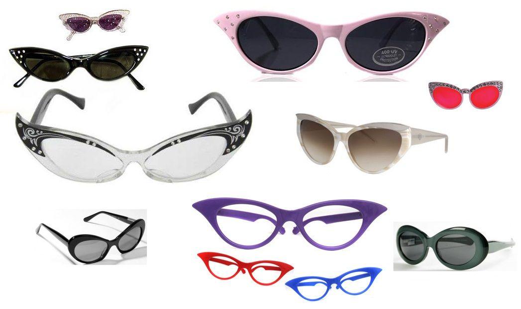 Óculos dos anos 60   Tempo de menina e moça! de 2019 a13fadb737