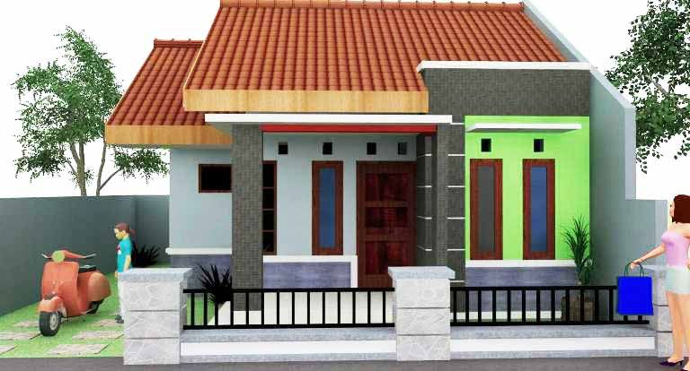 Rumah Idaman Sederhana Di Desa Desain Rumah Minimalis & Rumah Idaman Sederhana Di Desa Desain Rumah Minimalis | Wallpaper ...