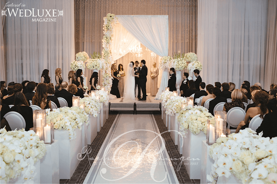 Ceremonies Wedding Decor Toronto Rachel A Clingen Wedding Event