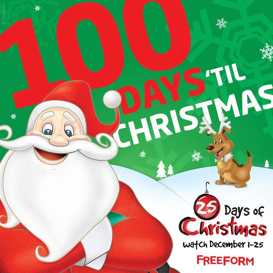 Freeform 25 Days Of Christmas 2016 Schedule 25 days of