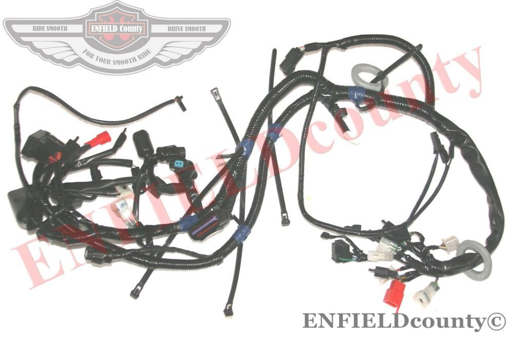 Miraculous New Main Cable Wiring Harness Royal Enfield Continental Gt 585064 Wiring 101 Tzicihahutechinfo