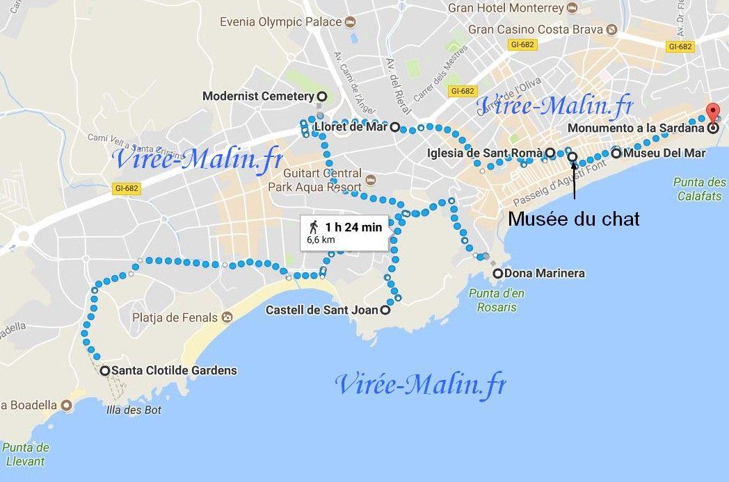 Visiter Lloret Del Mar Costa Brava Lloret De Mar Voyage Ou
