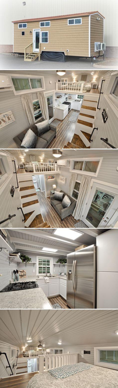 Kate by Tiny House Building Company - Tiny Living