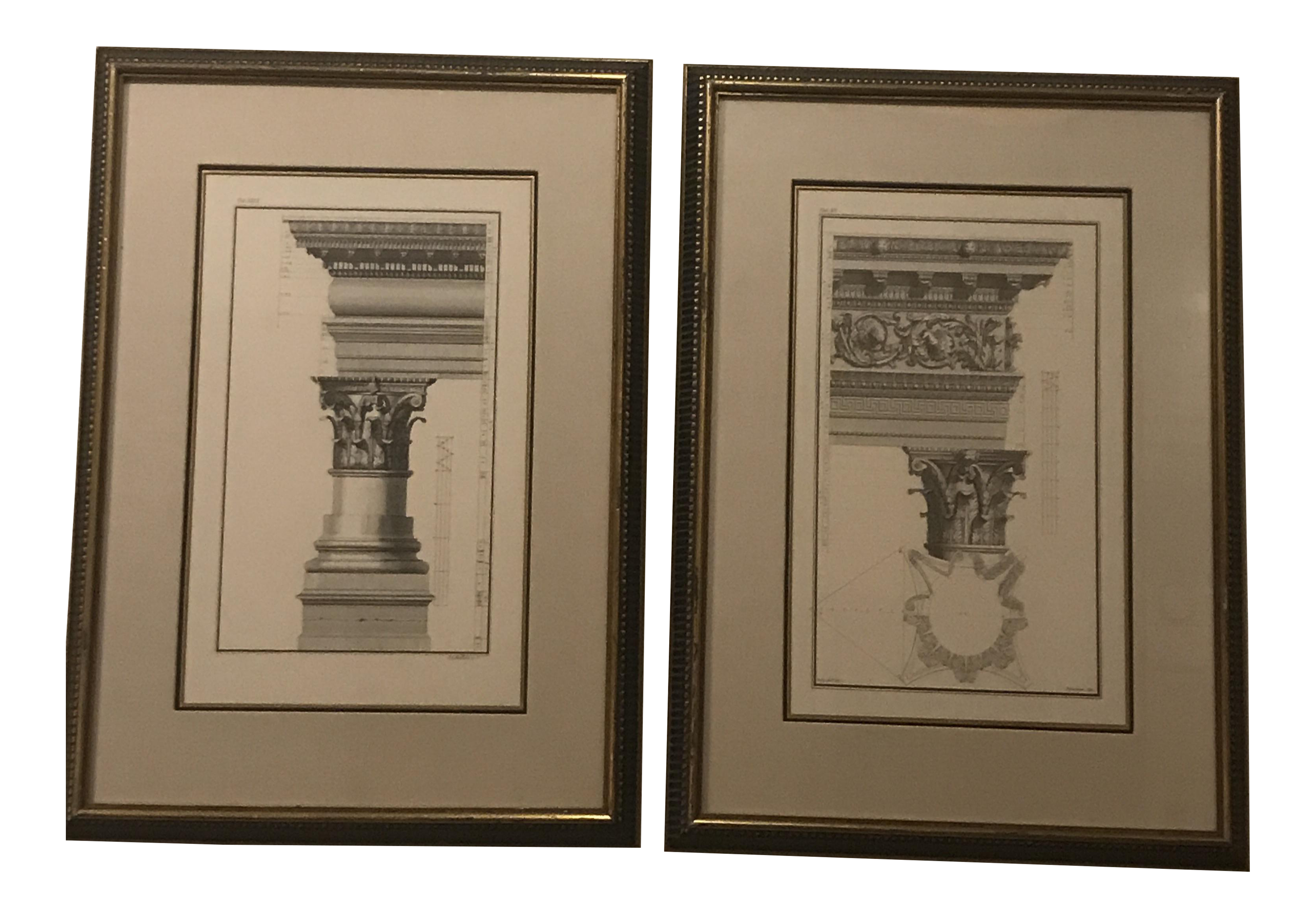 Framed & Matted Prints Styled for Perlmutter Freiwald