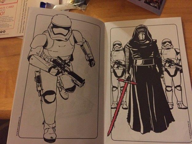 This Star Wars Coloring Book Star Wars Coloring Book Coloring Books Star Wars