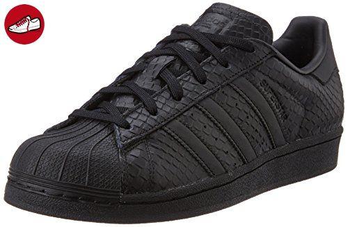 schwarz adidas superstar damen